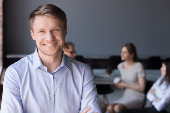 Trainer der Sprachschule Freiburg