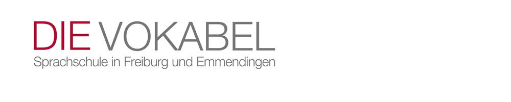 DieVokabel - Sprachschule in Freiburg und Emmendingen - LOGO